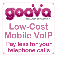 goava Low Cost VoIP Calls